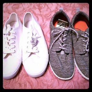 Set of 2 *New* Sneakers Both Size 9.5